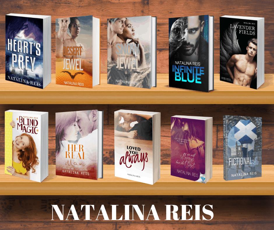 Natalina Reis Books