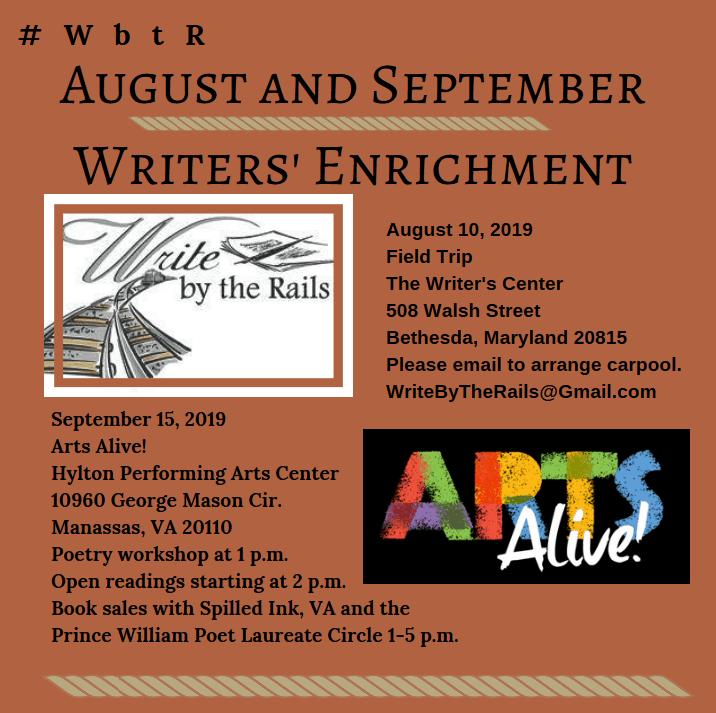 Arts Alive Bethesda Writer's Center