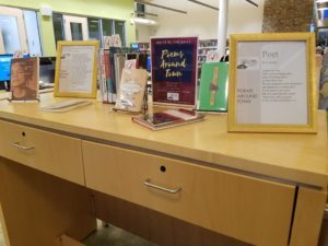 Poems Around Town Montclair Library