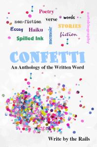 Confetti anthology cover