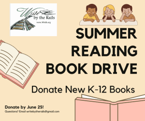 Summer Reading Book Drive